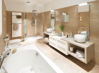 Planen Sie mit uns Ihr neues Bad!